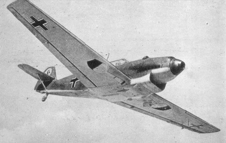 Како се Шкода уклопила у 'европске' стандарде, или - допунска настава за Вилијема... - Page 3 Bf_109b-1