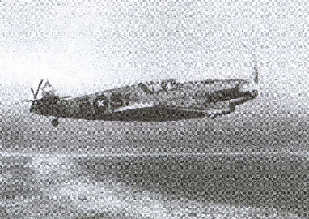 Како се Шкода уклопила у 'европске' стандарде, или - допунска настава за Вилијема... - Page 3 Bf109_spain_small